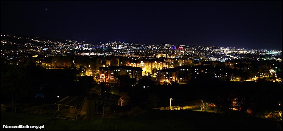 Banja Luka night