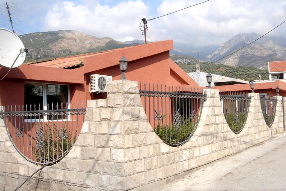 Czarnogora - noclegi - Bar 1