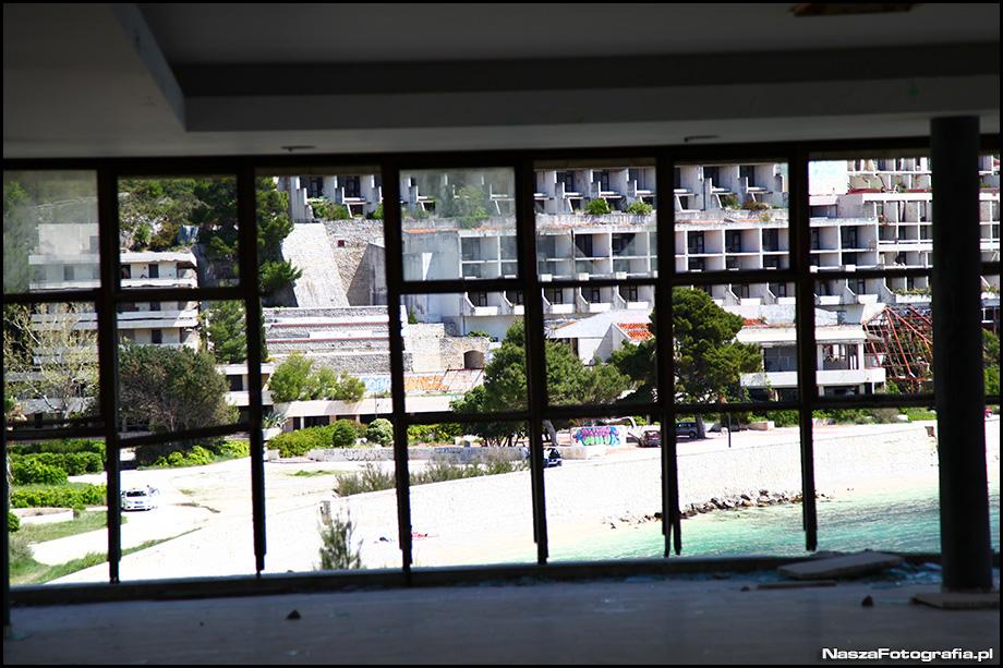 Kupari Opuszczone Hotele