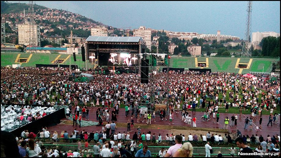 Dino Merlin Kosevo Sarajevo