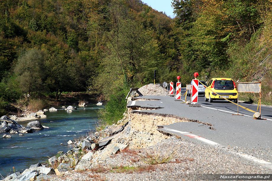 Droga do Doboju z Banja Luki