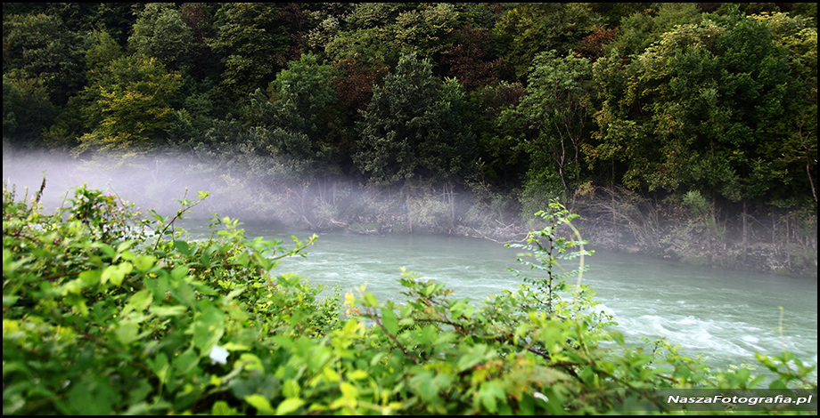Rzeka Vrbas Bośnia