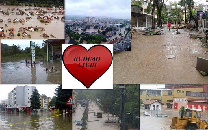 Powódź w Bośni i Hercegowinie