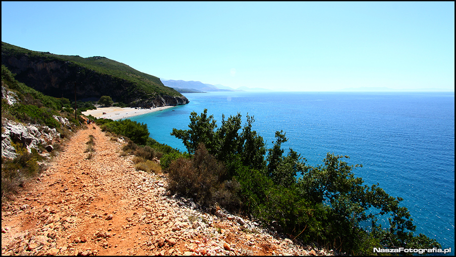 Albania Plaża Gjipe
