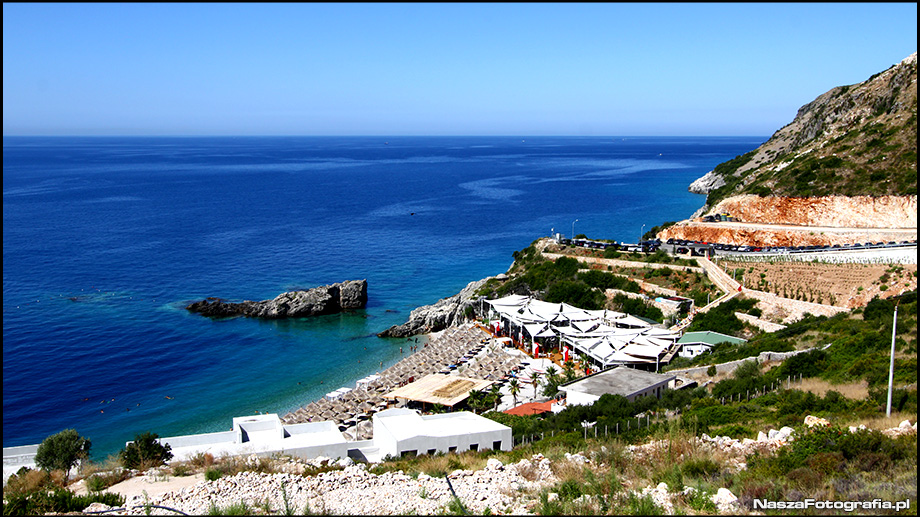 Albania Plaża Jali