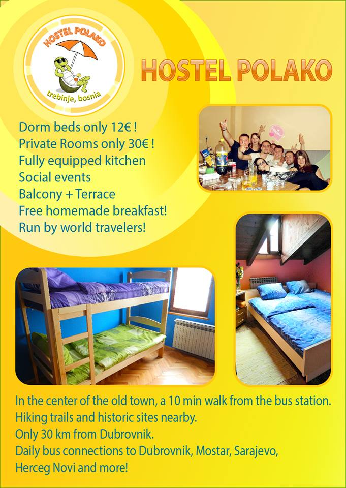 Hostel Polako price