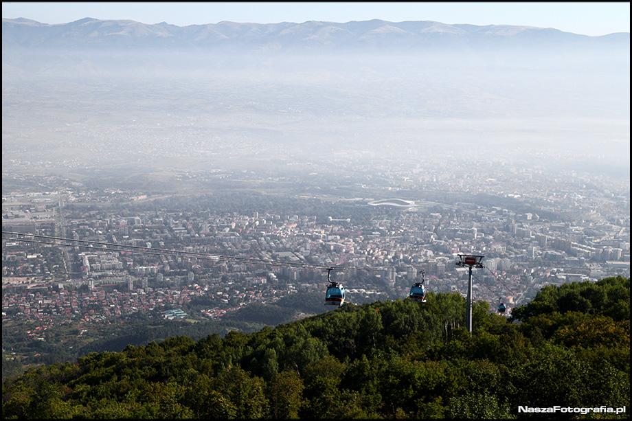 Macedonia - Krzyż Skopje