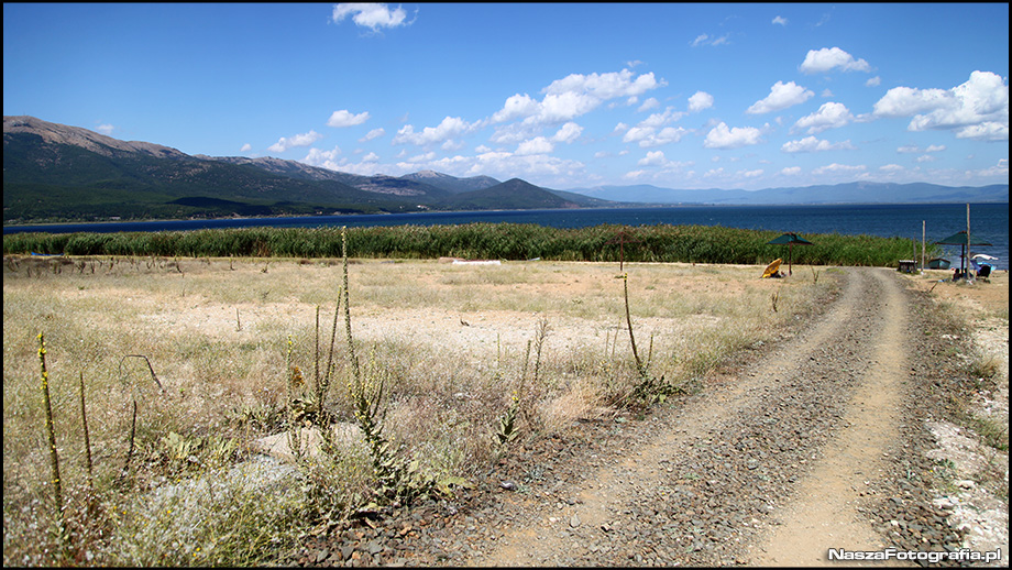 Macedonia - Jezioro Prespańskie