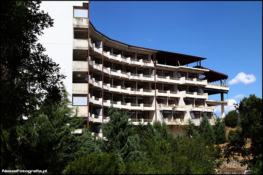 Hotel Europa Otesevo Ohrid