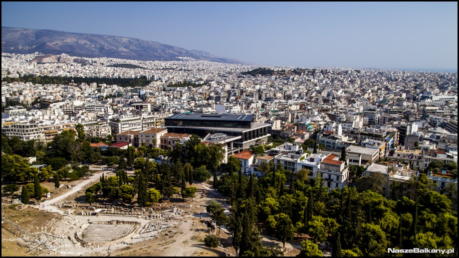 Grecja Ateny