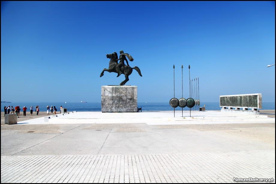 Saloniki Grecja