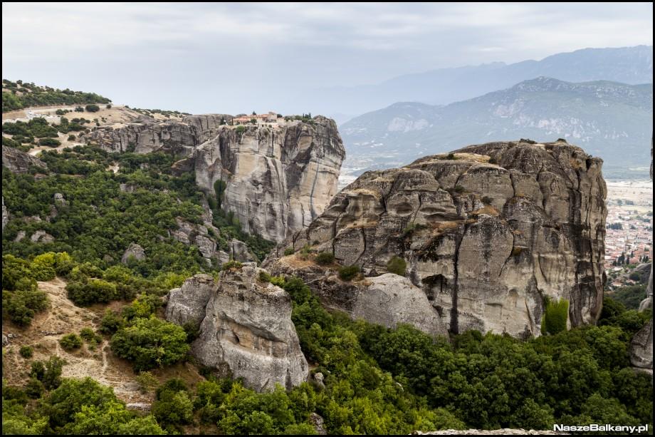 Grecja - Meteory